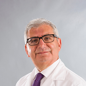 Sabet Hashim, MD, FACS Portrait
