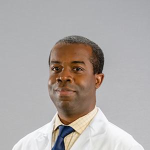 Sope Olugbile, MD Portrait