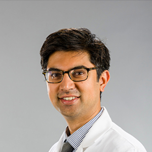 Neil Parikh, MD Portrait