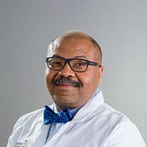 Patrick Senatus, MD, PhD, FACS, FAANS Portrait
