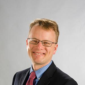 Paul Weigle, MD Portrait