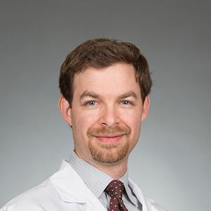 Joel Bauman, MD Portrait