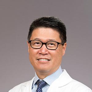 Charles Cha, MD, FACS Portrait